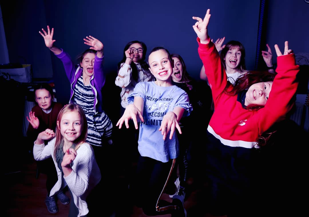 Singing experience has nation wide studios for parties